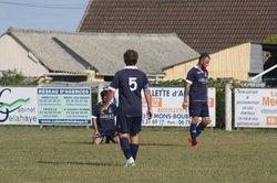 quesnoy 1 - cambron A - Jeunesse Sportive de Cambron