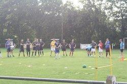 entrainement seniors du 14 août 2018 - Jeunesse Sportive de Cambron
