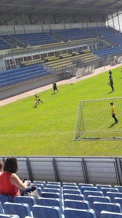 Les U11 de la JSTEL au tournoi de Gueugnon. (Photos Amélie Gauthier) - Jeunesse Sportive Toulon-Etang-Luzy