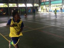 Dans le cadre du PEF !! Arbitrage en futsal avec les U15  !!!! - JEUNESSE  SPORTIVE  ABYMIENNE