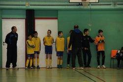 1er tournoi en salle U13 de la JSAL - Jeunesse Sportive Auzielle Lauzerville