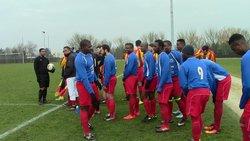 1/8ème de finale Karibu VS Jargeau St Denis2 - A KARIBU MAYOTTE ORLEANS