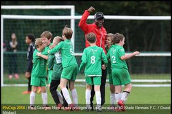 U11: Piv'cup 2014 - La Cancalaise Football