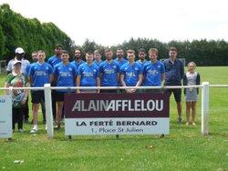 MERCI A NOTRE NOUVEAU SPONSORS A MR FRANCIS FONTAINE. - Sport et Loisirs La Chapelle Du Bois