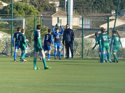 U15-2 LESPIGNAN - LA CLERMONTAISE FOOTBALL