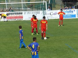 FINALE U13 - LA CLERMONTAISE FOOTBALL