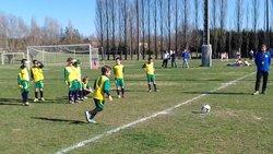 Match des U11 contre Lavaur - LA CREMADE F.C. (Ecole de Foot Fréjeville/Saix-Semalens)