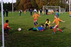 CRITERIUM U11 du 19/11/2016 - Salvagnac - LA CREMADE F.C. (Ecole de Foot Fréjeville/Saix-Semalens)