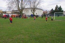 Plateau U7 - Travet - 26/11/2016 - LA CREMADE F.C. (Ecole de Foot Fréjeville/Saix-Semalens)