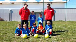 PLATEAU U6 U7 A MARSSAC LE 26 MARS 2016 - FC Lagrave