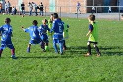 Tournoi U7/U9 lescure d'albigeois du 18/10/14 - FC Lagrave