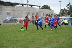 plateau amical de TERSSAC du 8/11/14 - FC Lagrave