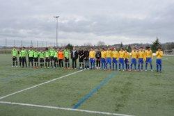USM U17A - L'ETRAT (3 - 4) Championnat Ligue Promotion - 14/12/2014 - Union sportive La Murette