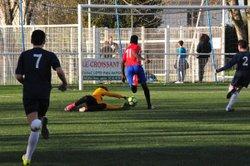 Match des U15 contre ENT GRANDCHAMP NTDL - Défaite 4-0 - LA SAINT PIERRE DE NANTES