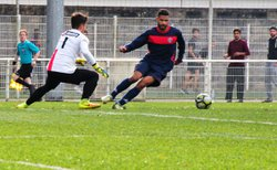 Seniors A: Victoire 3-1 contre St Fulgent. - LA SAINT PIERRE DE NANTES