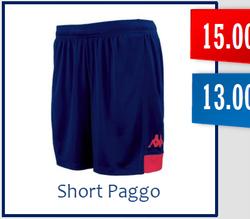 Short PAGGO Enfant