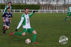 Séniors A: Lempdes 1 - 0 Vichy 14 Janvier 2018 - Lempdes Sport Football - Label FFF Jeunes