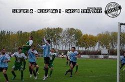 Séniors A - Régional 1 - Novembre 2016 - Lempdes Sport Football