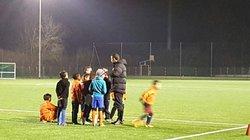 Entrainement Ecole de Foot 07/12/16 - A.S Le Pin