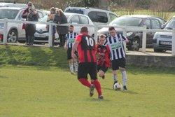 Victoire 1-3 sur le terrain de Trébry - Les Vallées FC