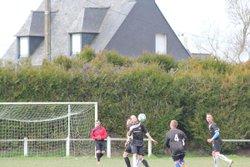 Match à Dolo : Les Vallées FC C - St Potan AS B - Les Vallées FC