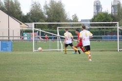 2ème tour de Coupe de France : Bazeilles 0 LE THEUX FC 3 - LE THEUX FOOTBALL CLUB