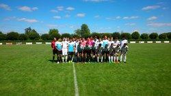 Matchs amicaux Tours- Châteauroux U17 et U19 nationaux - Loches Athletic Club