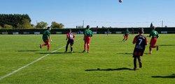 Match U15 contre Maze - ACL FOOTBALL DE LONGUE