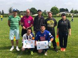 Contre le CANCER - Football Club Loubesien