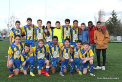 U15/Villenave - Football Club Loubesien
