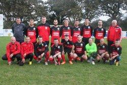 L'équipe Seniors A à Bourg-Blanc pour une victoire 3-0 - Légion Saint Pierre