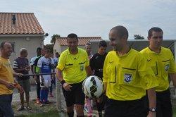 3e tour de Coupe de France contre GIVRAND - MARSOUINS BRETIGNOLLAIS FOOTBALL