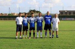 presentation joueurs et nouveau maillots - MARSOUINS BRETIGNOLLAIS FOOTBALL