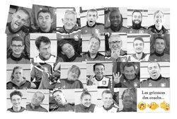 les 1ères photos de grimaces... des coachs - MONTREUIL-JUIGNÉ BÉNÉ FOOTBALL