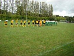coupe Pays de la Loire 2ème tour ( FC Montaigu - Ahuillé) - Football Club Montaigu