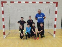 Tournoi futsal u8 29/04/2018 Ac Montreuil Futsal 2 eme et 3 eme !! Bravo FC Nogent - Associazione Club Montreuil Futsal         ACM MONTREUIL FUTSAL