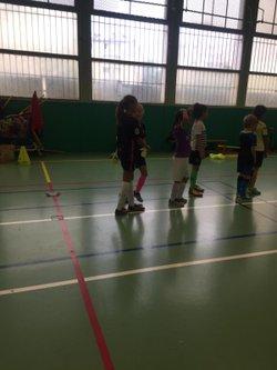 Entraînement filles 16/09/2017 motricite controle passe !!!! Déplacement avec et sans ballon !!! - Associazione Club Montreuil Futsal         ACM MONTREUIL FUTSAL