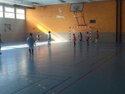 Entraînement U10/U11 samedi 14/10/207 - Associazione Club Montreuil Futsal         ACM MONTREUIL FUTSAL