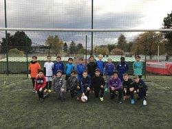 Équipe U11C - Mont Saint Aignan Football Club