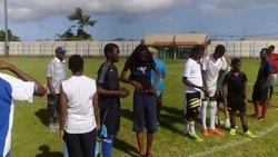 Grande réussite de la formation jeunes -arbitres - NEW-STAR de DUCOS