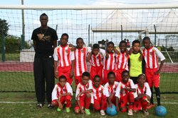 tournoi U9 et U11 - NEW-STAR de DUCOS