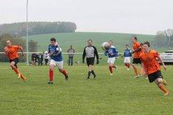 Saison 2012 - 2013 Chaumont- Porcien contre Novion Porcien - Espoir Sportif de Novion-Porcien