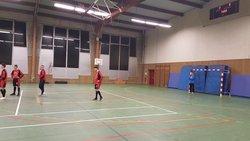 Tournoi foot en salle à Cossé - Nuillé Sport