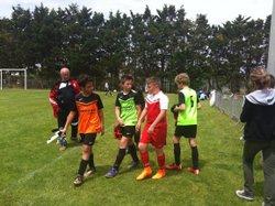 Tournoi U13 à Béziers 2016 - Olympique Courcelles les Montbéliard