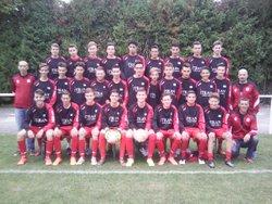 U18_2016 - Olympique Courcelles les Montbéliard