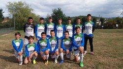 Equipe U15-1 - Olympique Club Ondaine