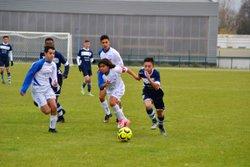 U15 - Charvieu - Olympique Saint Marcellin