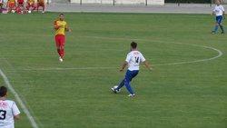 Photos premier match amical OSM - AS VERSAU - Olympique Saint Marcellin
