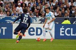 Javier Manquillo - Olympique de Marseille.
