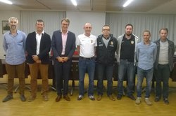 Réunion lancement Mondial de Montaigu - FOOTBALL CLUB TALMONDAIS